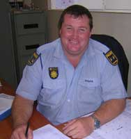 Photo: Inspector C Carstens - Burgersdorp SAPD free spiral potato draw
