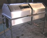Photo: Spitbraai front view