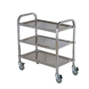 3 tier trolley