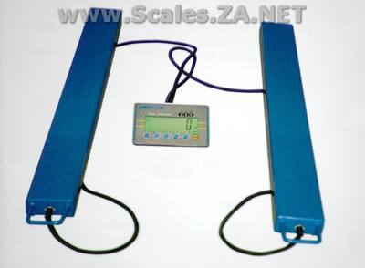 AELP Pallet Beams with GK Indicator for sale