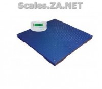 photo PT Platforms with GK Scales for sale