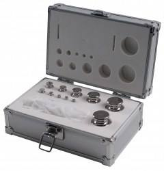 oiml e2 class stainless steel calibration weight set for sale photo