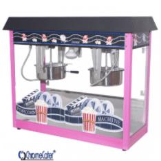 Popcorn Machine 2 x 8oz pink