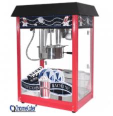 Popcorn Machine 8oz red