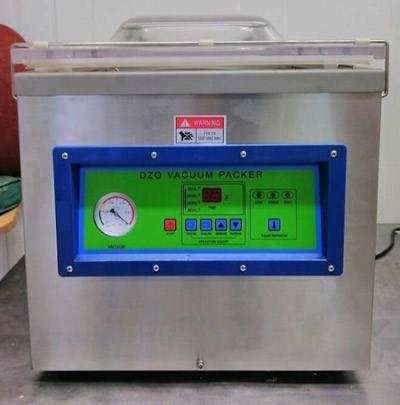 photo DZQ Tabletop Vacuum Packer for sale